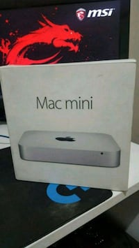 Mac mini i5 late 2014