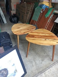 Contemporary wood tables Potomac, 20854