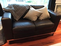 Great Leather Loveseat Toronto, M4E 3L6