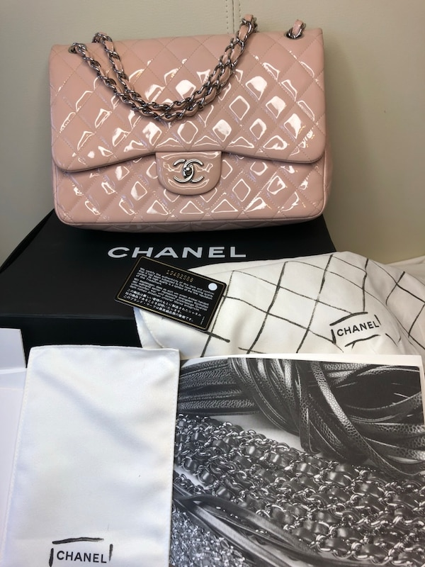 501cb37747efd8 Used Authentic Chanel jumbo double flap bag for sale in Atlanta - letgo