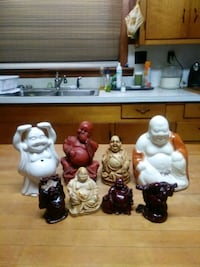 8 happy Buddas Birmingham, 35206