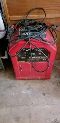 red and black welding machine Harpers Ferry, 25425