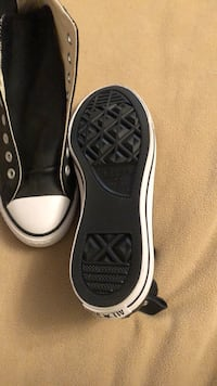 pair of black Converse low-top sneakers Bristow, 20136