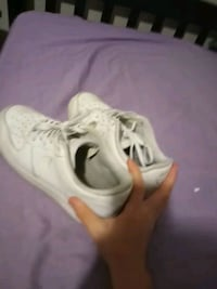 Offf white afs1  size 10 Redford, 48239