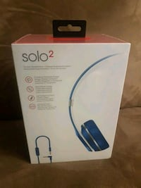 Beatsolo 2 (Brand new sealed in box with receipt) Kitchener, N2N 3M4