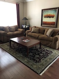 Couch, loveseat and end table Marlboro, 07746