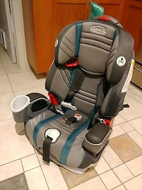 SOLD....Childs Car Seat. Graco nautilis 3 in 1.  Beaconsfield, H9W 1S7