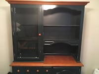Wood China Cabinet Decatur, 30033
