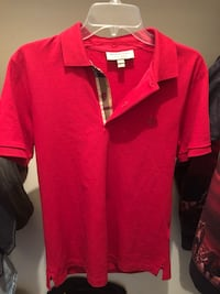Burberry polo shirt Cleveland Heights, 44118