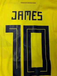 Colombia Jersey World Cup James Chicago, 60638