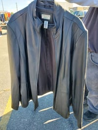Womans Leather Jacket Suitland-Silver Hill, 20746