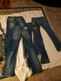 blue denim jeans and pants Lincoln, 68502