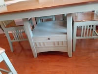 Counter top table