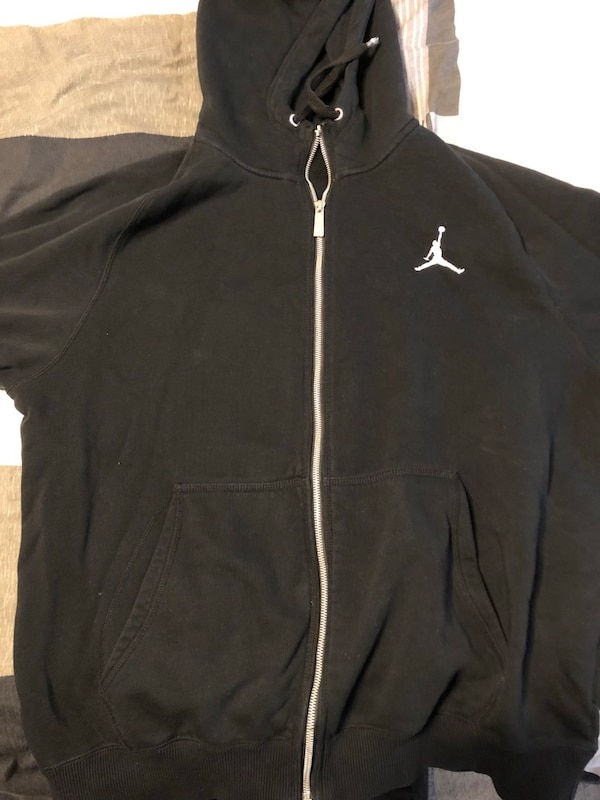 f0309f3a5a75 Used Older Air Jordan full zip for sale in New York - letgo