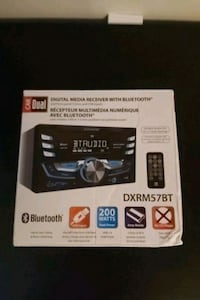 Digital Media Receiver with Bluetooth