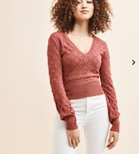 Dynamite Knit Sweater - brand new with tags Vancouver, V5Z
