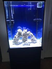 60 gallon fish Tank with stand and accessories Virginia Beach, 23451