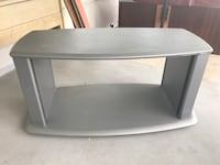 Gray and black tv stand Oxford, 34484