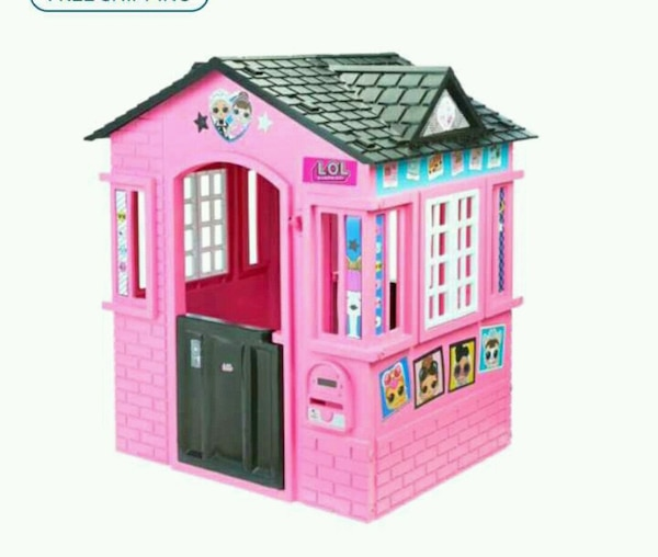 Used L O L Doll House For Sale In Atlanta Letgo