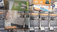 Actual price in market$120 sale queen intex airbed Mississauga
