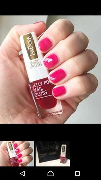 Isa Dora - Jelly Pop Nail Gloss (NY) Oslo, 0173
