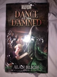 LIBRO DE DANCE OF THE DAMNED Madrid, 28026