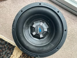 "Subwoofer 10"" Power Acoustic"
