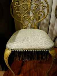 brown and gray padded chair Las Vegas, 89166