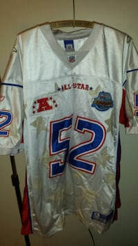 Ray Lewis Pro Bowl Jersey '2004'  London