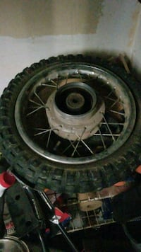 Xr50 tire an rim needs tube Harpers Ferry, 25425