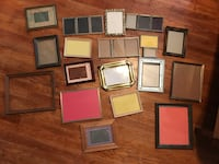 Picture frames (great for crafts!) Bourbonnais, 60914