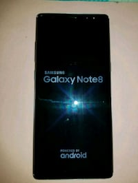 Samsung  Note8 not a scam phone is paid/unlocked  Pasadena, 21122