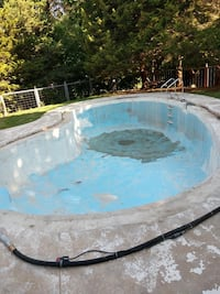 Dustless blasting and paint stripping. Blasting and cleaning old paint on pool walls. If you want your pool looks great again, this's the right way to do it. Good price!! Bay Shore, 11706