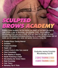 Microblading Training Scottsdale, 85251