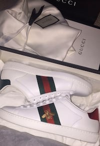 Gucci Ace Embroidered Sneaker Shoes Toronto, M9B