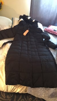 Downfilled Winter coats one medium and one large Ottawa, K2R