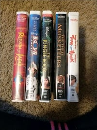 Disney Movie Collection Roseville, 55113