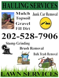 Lawn Services Huntingtown, 20639
