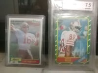 two football player rookie cards Oakville, L6K 2A1