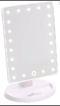 New Impressions Touch2.0 Dimmable LED Vanity Travel Cosmetic Makeup Mirror Chicago, 60611