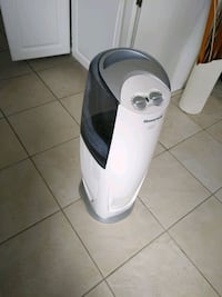 white and black humidifier Vancouver