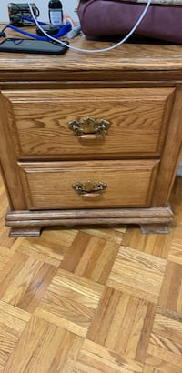 Side table two in good condition. $30 for two Toronto, M3J 2V1