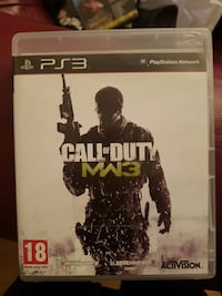Call of Duty MW3 sony ps3 spill