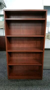 Pre-owned cherryman amber series bookcase Houston, 77093
