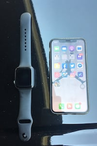 iPhone Xs Max and Apple Watch Jackson, 39213