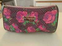 pink and green floral bag Whitby, L1N 8X2