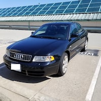 2001 Audi S4 Twin Turbo AWD Vancouver