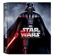 Star Wars: Complete Saga [Blu-ray] (Delivered) Coquitlam