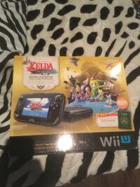 ZELDA WINDWAKER WII U CIB - MINT CONDITION Toronto, M5T 1P2