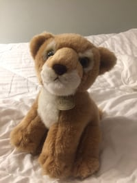 Adorable Plush Lioness  Potomac Falls, 20165